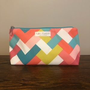 Clinique cosmetic bag